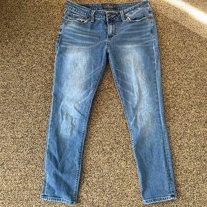 Lucky Brand Crop Jean (Size 8)
